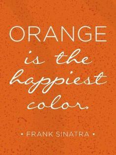 orange.quenalbertini: Burnt Orange | Ana Rosa