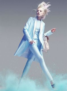 All sizes | {fashion inspiration | editorial: a study in pastel} | Flickr - Photo Sharing!