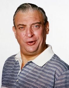 Rodney Dangerfield - just looking at him makes me laugh.