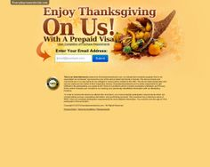 Shop for your Thanksgiving with complimentary prepaid VISA gift card. Participation Required. > http://safelyink.com/offer.php?id=296857&pub=566237&subid=
