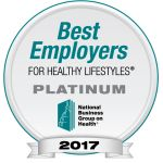 National Business Group on Health Honors Aramark with Best Employers for Healthy Lifestyles Award