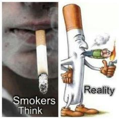 Quit smoking    It not easy, but do what ever works for you. Doesn't matter what anyone says. Just do whats's best for you to succeed!