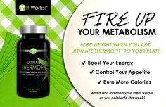 FIRE up your metabolism!