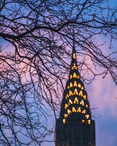 New York City Feelings - The Chrysler Building by Constantine Onishchenko