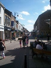 Bishop Auckland - This was the busy social and commercial centre of the south-west Durham coalfield, but the town is actually much older than the Industrial Revolution