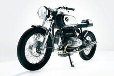 The 'Bavarian Knight' R75/5 – Fuller Moto