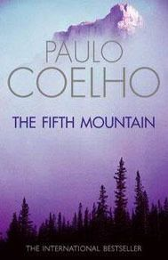 The Fifth Mountain- I've read this before but it's the kind of book you can always get more from no matter how many times you read it. Coelho's wisdom speaks to me and all of his books are deserving of a spot on anyone's bookshelf.