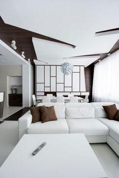 Plafond design: 90 idées merveilleuses pour votre intérieur!