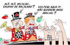 Alô, alô, Nicolau
