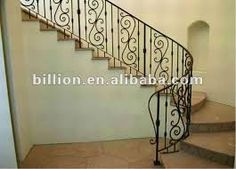 Image result for cast iron staircase