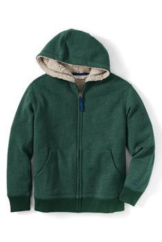 013f629c Lands' End   Shopping Bag and Checkout Sherpa Hoodie, Lands End, Hooded  Jacket
