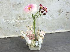 Beton Vase maritim Trend Dekoration kreativ Reagenzglas   Etsy