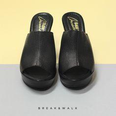 Zuecos Break&Walk para Mujer
