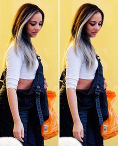 Her hair omg