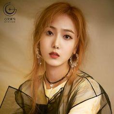 "Gfriend-SinB ""Time for the moon night"" Extended Play, Sinb Gfriend, Cloud Dancer, Night Photos, G Friend, Beautiful Asian Women, Nayeon, Korean Beauty, Asian Woman"