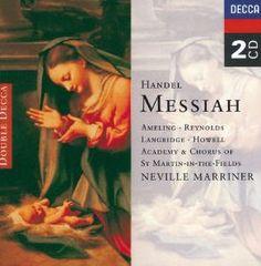 Handel, Messiah - Ameling,..,Marriner, Academie of St Martin in The Fields