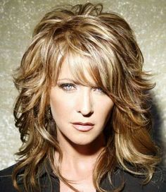 Layered cuts are great for fine hair, thick hair and curly hair. Description from pinterest.com. I searched for this on bing.com/images