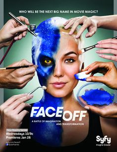 Face Off... Amazing
