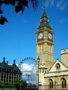 Big Ben, Joel Bond Travels, London Discovery