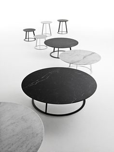 Albino Family Coffee and side tables, Contemporary Living Room Design at Cassoni.com