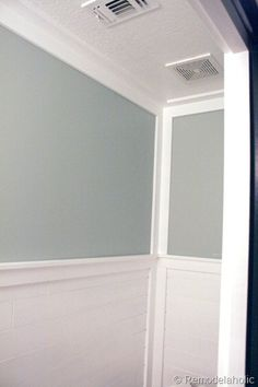 Wall a more interesting wall finish in your home? Try this Inexpensive Plank Wall how to, to give your walls some character on the cheap!