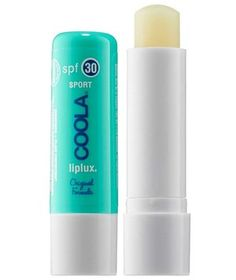 Coola Liplux SPF 30 | If a day at the pool has left you feeling the burn (it happens to the best of us), grab one of these post-sun refreshers to cool down quickly.