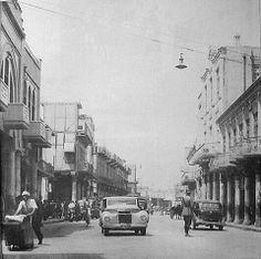 "AL RASHEED 1945 ..... ""Rashid Street"" (main street of Baghdad)"