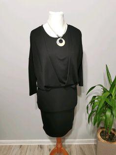 Dzianinowa sukienka rozm. S Ichi - Vinted Blouse, Long Sleeve, Sleeves, Women, Fashion, Tunic, Moda, Long Dress Patterns, Fashion Styles