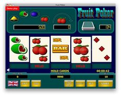 Download Fruit Poker for Mac 1.0 - A fun casino game in Java