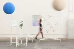 hot and cold by fabrica: an interactive temperature-based installation