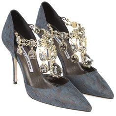 Zapatos de mujer - Womens Shoes - Manolo Blahnik