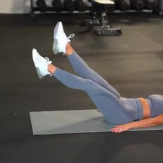 Home Quarantine workout Part 1 - Ab Workout & Fitness Fitness Workouts, Yoga Fitness, At Home Workouts, Group Fitness, Slim Waist Workout, Butt Workout, Best Lower Ab Exercises, Ab Day, Best Abs
