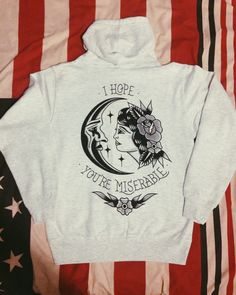 Miserable hoody, Moose Blood <3