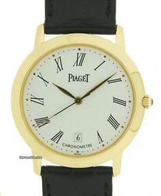 Piaget Altiplano Chronometer In Oro Giallo E Pelle, 35mm G0a22134 für CHF4'900 kaufen von einem Trusted Seller auf Chrono24