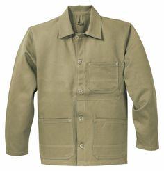 Willax 192-0-600-XXL Work Jacket 100 % Sanfor Cotton Beige XXL £18.55