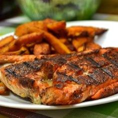 Blackened Salmon Fillets - Allrecipes.com