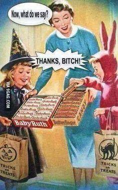 Halloween Manners