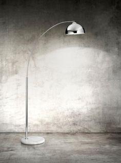 12 fantastiche immagini su Lampade da Terra ad Arco | Soggiorno ...
