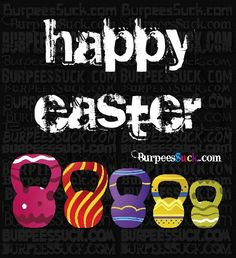 Happy Easter from BurpeesSuck.com