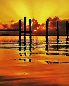 Florida Keys Sunset; photo by Benjamin Yeager