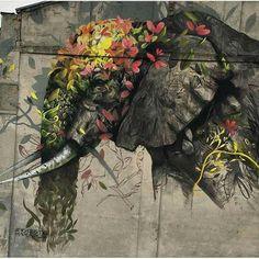 Camisetas Urbanos Periféricos: Confiança Qualidade e Melhor Preço! Urban Street Art, 3d Street Art, Street Artists, Urban Art, Street Art Utopia, Murals Street Art, Street Art Graffiti, Amazing Street Art, Outdoor Art