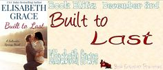 ♥Enter the #giveaway for a chance to win a $10 GC♥ StarAngels' Reviews: Book Blitz ♥ Built to Last by Elisabeth Grace ♥ #g...