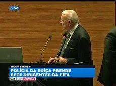 Galdino Saquarema Esporte: Polícia da Suíça confirmou a prisão de sete executivos da Fifa