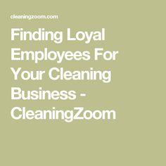 catchy names for a cleaning business