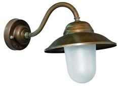 Maritiem wandlamp 27 cm -
