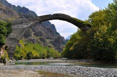 Stone bridge Aoos or Konitsa | Monuments & sights