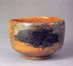 Japón, cultura y arte: Cerámica japonesa: la cerámica raku