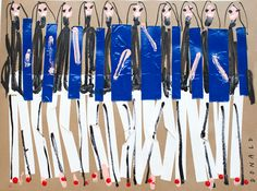 @drawbertson #chic