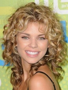 You can embrace the versatility of shoulder length curly hair styles by enhancing the texture of your hair. Description from tophairstyletips.com. I searched for this on bing.com/images