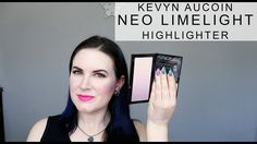 Kevyn Aucoin Neo Limelight Highlighter - How to Apply Highlight - Cruelty Free Luxury Highlighter